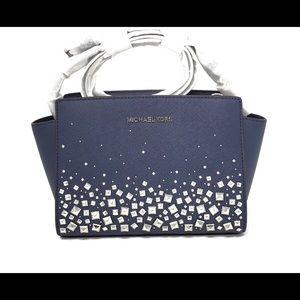 Michael Kors medium messenger bag